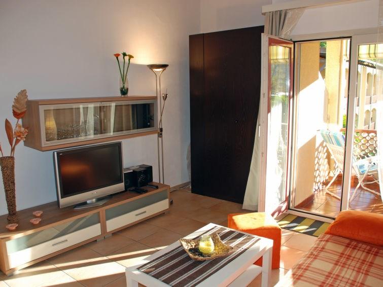 Appartement pour 2 à Caslano