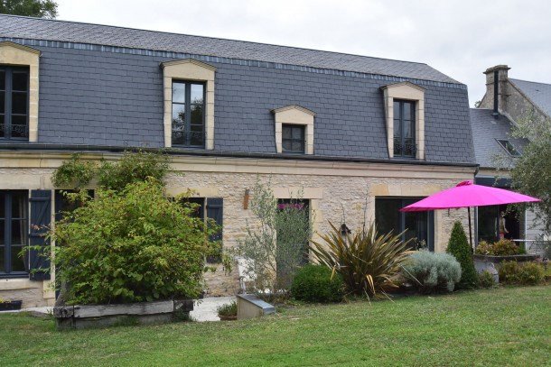 Location vacances Magny-en-Bessin -  Maison - 8 personnes - Barbecue - Photo N° 1