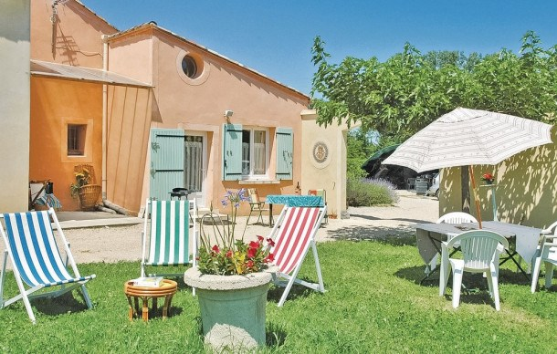 Location vacances Caderousse -  Maison - 2 personnes - Barbecue - Photo N° 1