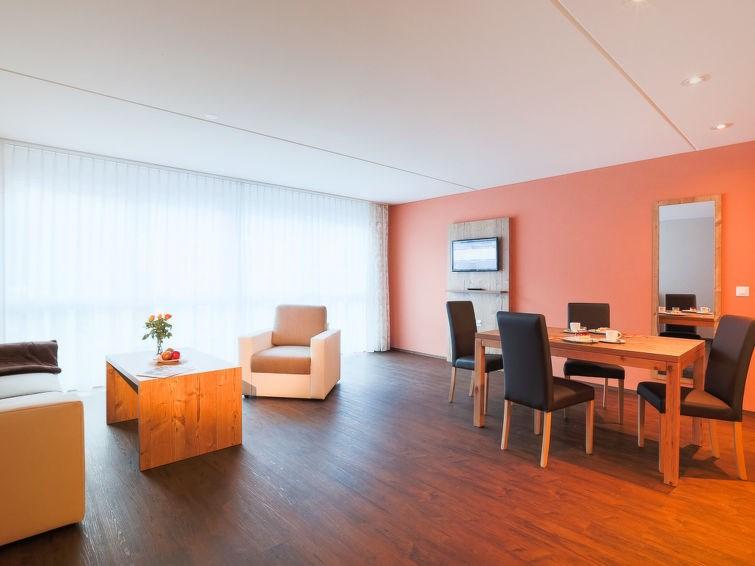 Appartement pour 4 à Sevelen