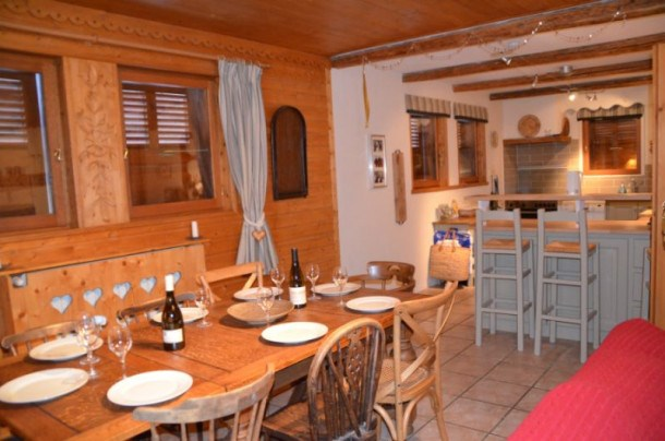 Location vacances Saint-Martin-de-Belleville -  Appartement - 8 personnes - Lecteur DVD - Photo N° 1