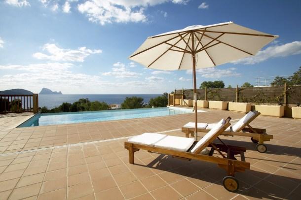 Location vacances Sant Josep de sa Talaia -  Maison - 6 personnes - Barbecue - Photo N° 1
