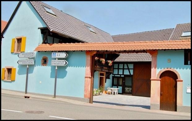 superb lodging close to Strasbourg - Mittelhausbergen