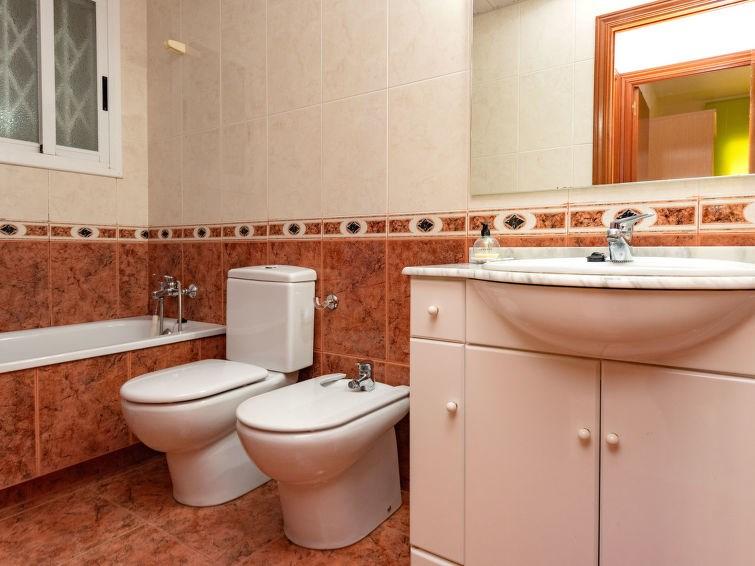 Appartement pour 3 personnes à Cunit