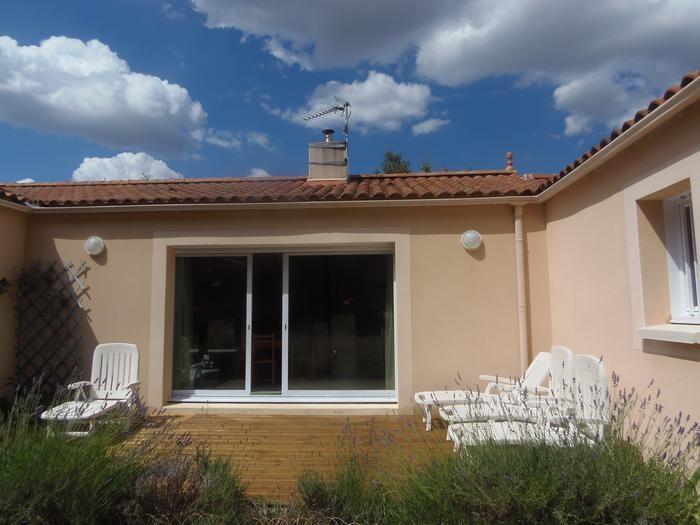 Holiday rentals Saint-Vincent-sur-Jard - House - 4 persons - BBQ - Photo N° 1