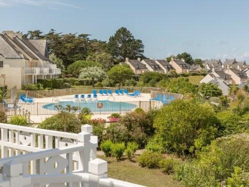 Location vacances Arzon -  Appartement - 5 personnes - Table de ping-pong - Photo N° 1