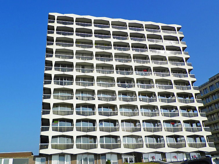 Location vacances La Panne -  Appartement - 4 personnes -  - Photo N° 1