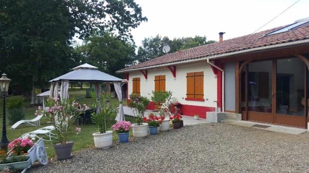 Location vacances Pouydesseaux -  Gite - 8 personnes - Barbecue - Photo N° 1