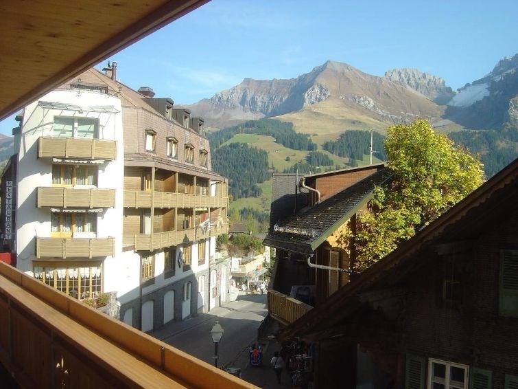 Appartement pour 2 personnes à Adelboden
