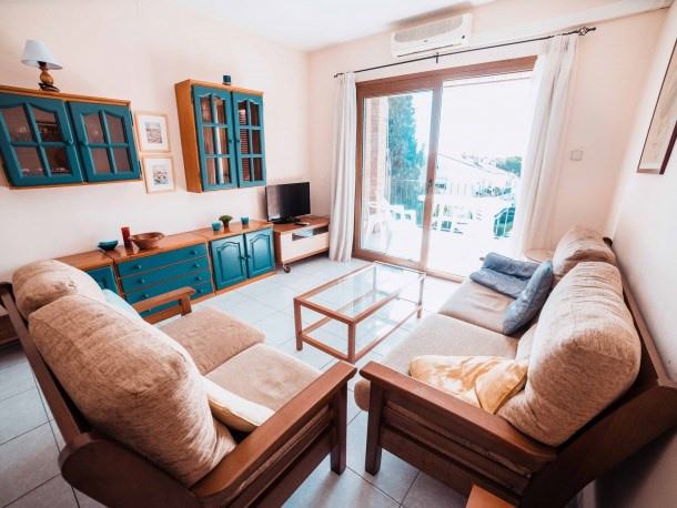 Location vacances Palafrugell -  Appartement - 6 personnes - Jardin - Photo N° 1