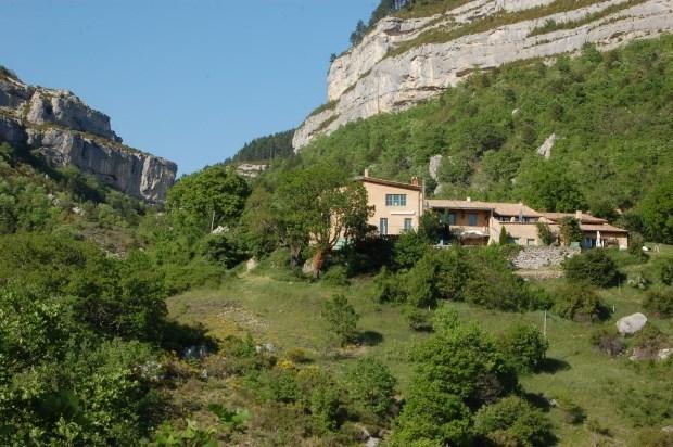 Cottage in Entrepierres near Sisteron - Entrepierres