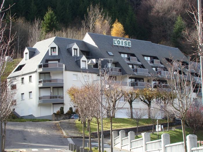 Alquileres de vacaciones Mont-Dore - Apartamento - 4 personas - Mueble de jardín - Foto N° 1