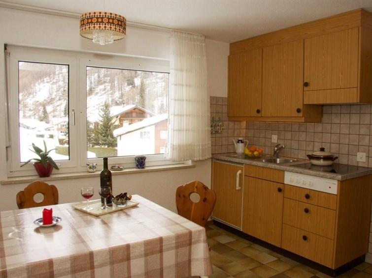 Appartement pour 1 personnes à Saas-Balen
