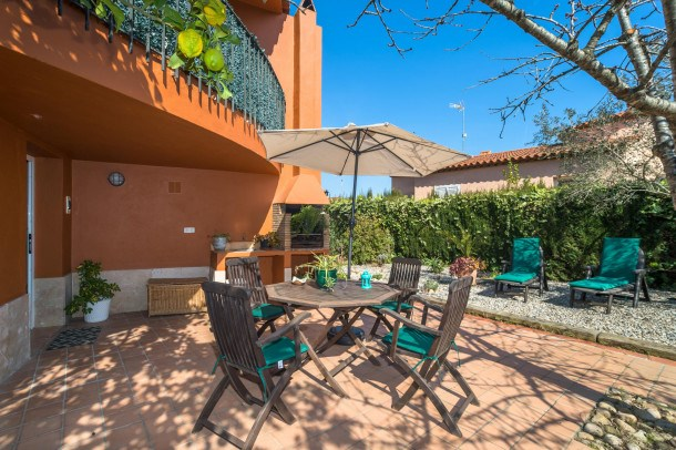 Location vacances Begur -  Appartement - 2 personnes - Barbecue - Photo N° 1