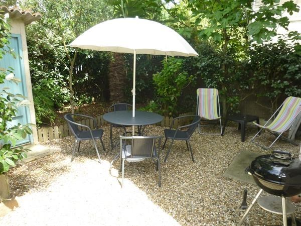 Location vacances Royan -  Appartement - 4 personnes - Terrasse - Photo N° 1