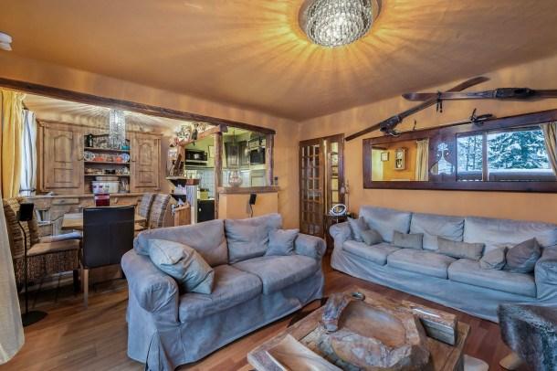 Location vacances Saint-Bon-Tarentaise -  Appartement - 6 personnes - Lecteur DVD - Photo N° 1