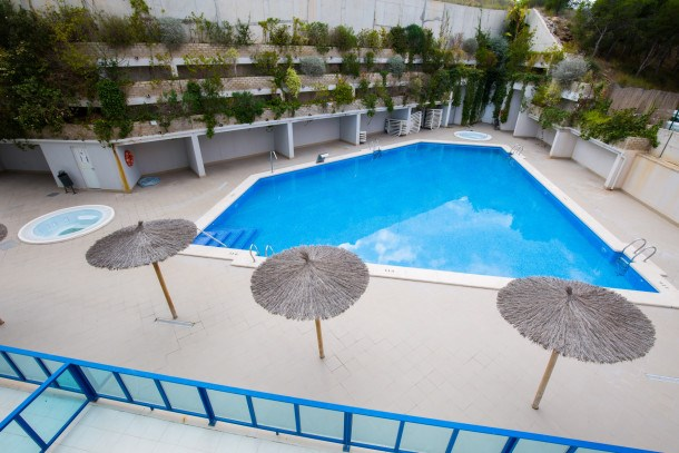 Location vacances Alicante -  Appartement - 4 personnes - Télévision - Photo N° 1