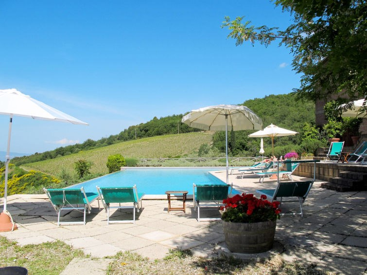 Location vacances Castellina in Chianti -  Appartement - 4 personnes -  - Photo N° 1