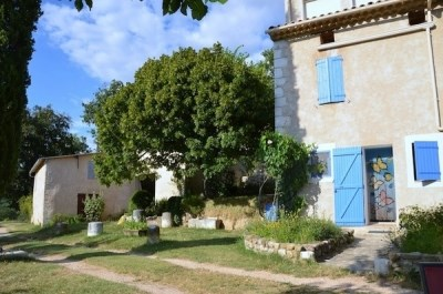 Holiday rentals Allemagne-en-Provence - Cottage - 4 persons - BBQ - Photo N° 1