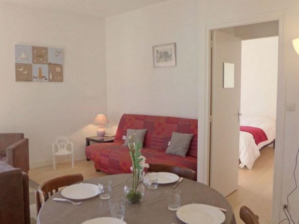 Location vacances Cabourg -  Appartement - 5 personnes - Lecteur DVD - Photo N° 1