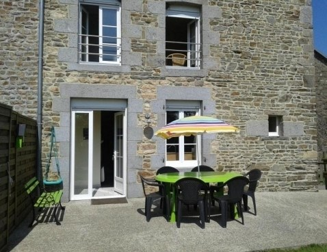 Location vacances Sartilly -  Maison - 6 personnes - Barbecue - Photo N° 1