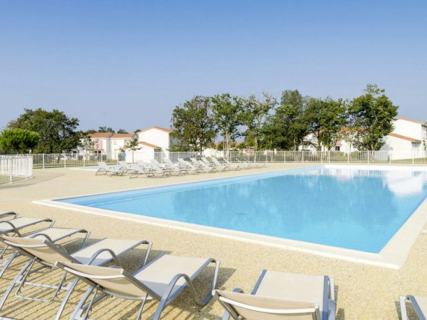 Location vacances Talmont-Saint-Hilaire -  Maison - 6 personnes - Table de ping-pong - Photo N° 1