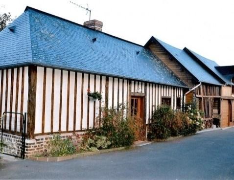 Location vacances Octeville-sur-Mer -  Maison - 4 personnes - Barbecue - Photo N° 1