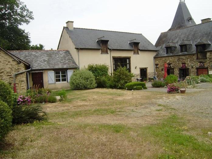 Maison de campagne en pleine nature, calme et paisible, au bord d'une rivière sur Cesson-Sévigné