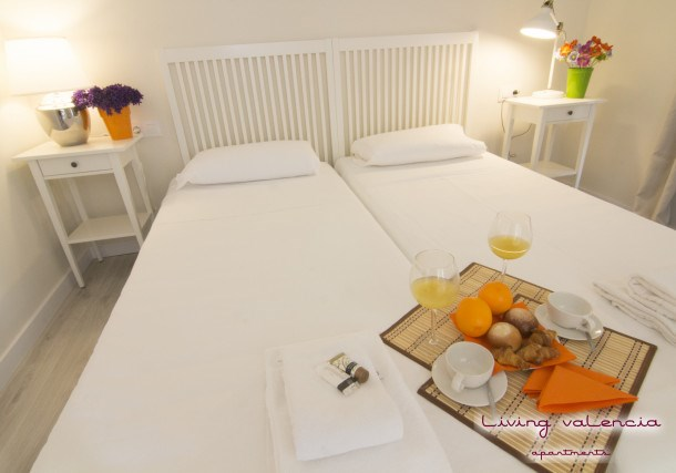 Location vacances Valence -  Appartement - 4 personnes - Télévision - Photo N° 1