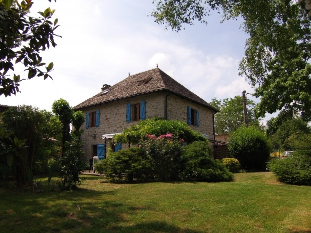Holiday rentals Camps-Saint-Mathurin-Léobazel - Cottage - 19 persons - BBQ - Photo N° 1