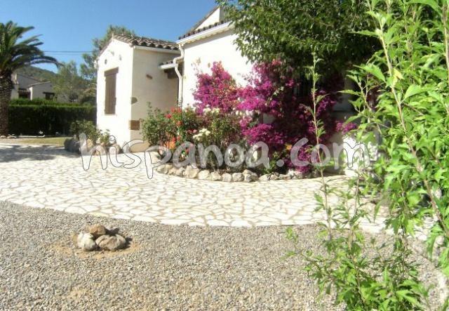 Maison de vacances à louer sur la Costa Brava à l'Estartit | c-est las palmeres 28