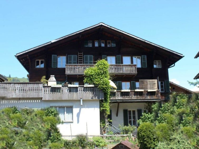 Location vacances Zweisimmen -  Appartement - 7 personnes -  - Photo N° 1
