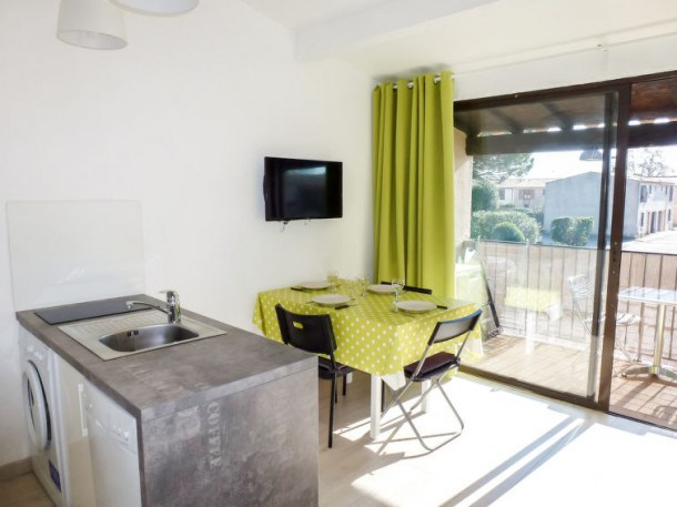 Location vacances Aigues-Mortes -  Appartement - 4 personnes - Télévision - Photo N° 1