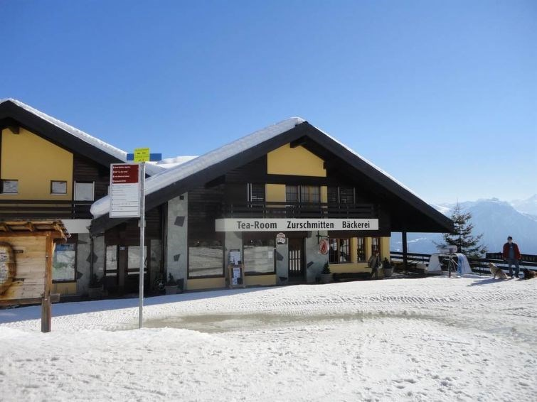 Location vacances Riederalp -  Appartement - 2 personnes -  - Photo N° 1