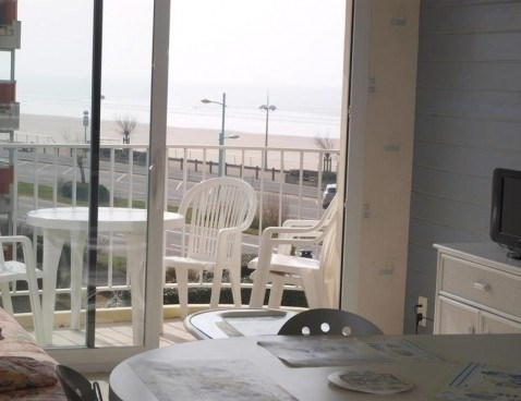 Location vacances Saint-Jean-de-Monts -  Appartement - 5 personnes - Télévision - Photo N° 1
