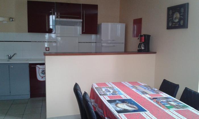 Location vacances Dolus-d'Oléron -  Appartement - 4 personnes - Télévision - Photo N° 1