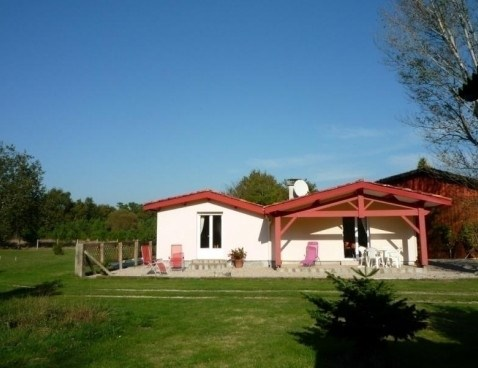 Location vacances Vendays-Montalivet -  Maison - 4 personnes - Barbecue - Photo N° 1