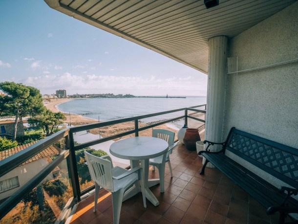 Location vacances Calonge -  Appartement - 4 personnes - Jardin - Photo N° 1