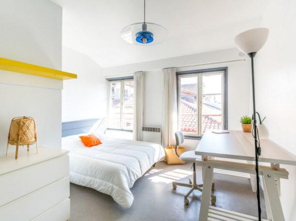 Location vacances Bayonne -  Appartement - 2 personnes - Congélateur - Photo N° 1