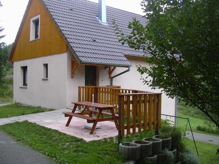 Location vacances Le Bonhomme -  Maison - 6 personnes - Barbecue - Photo N° 1
