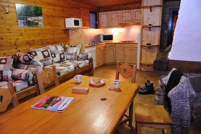location appartement avec cheminée dans les vosges