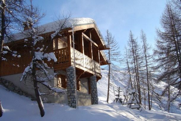 Location vacances Peisey-Nancroix -  Maison - 8 personnes - Lecteur DVD - Photo N° 1