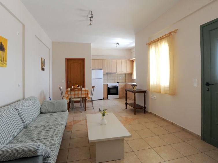 Appartement pour 3 personnes à Tinos