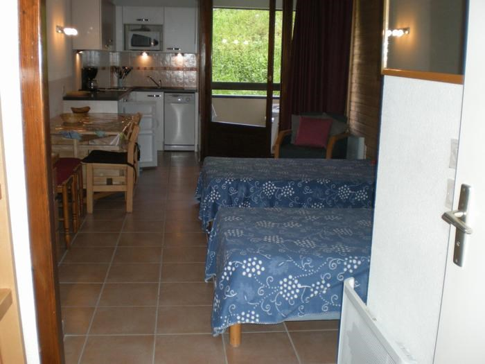 Location vacances Brides-les-Bains -  Appartement - 4 personnes - Court de tennis - Photo N° 1