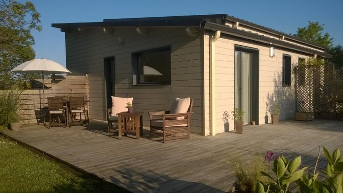 Holiday rentals Champcey - Apartment - 3 persons - BBQ - Photo N° 1