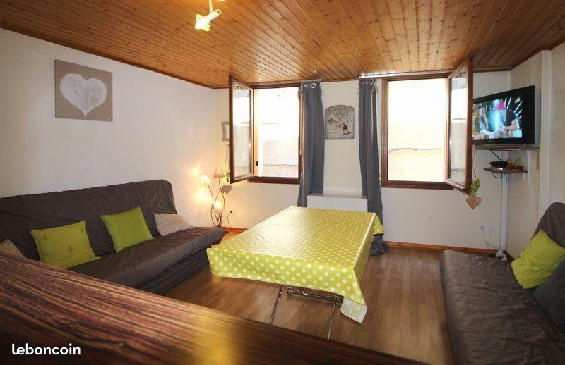 Location vacances Barcelonnette -  Appartement - 5 personnes - Télévision - Photo N° 1