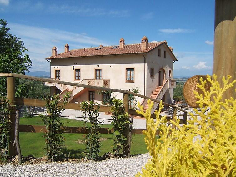 Location vacances Montepulciano -  Appartement - 5 personnes -  - Photo N° 1