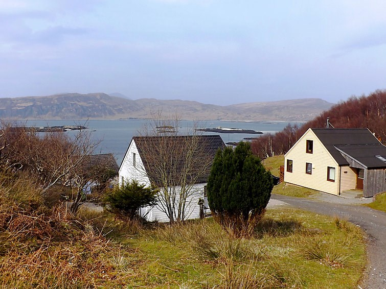 Location vacances Portree -  Maison - 4 personnes -  - Photo N° 1