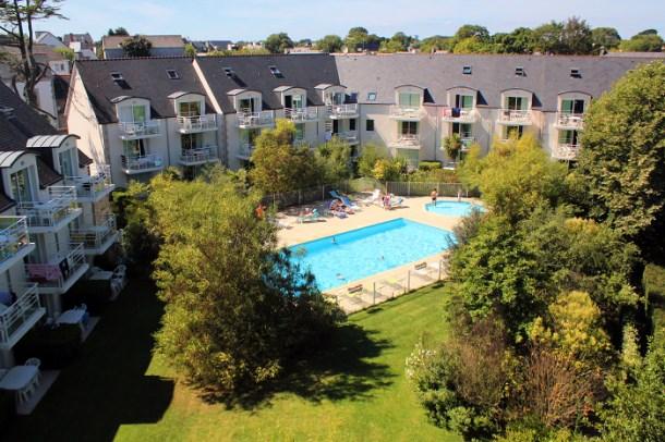 Location vacances Fouesnant -  Appartement - 8 personnes - Télévision - Photo N° 1
