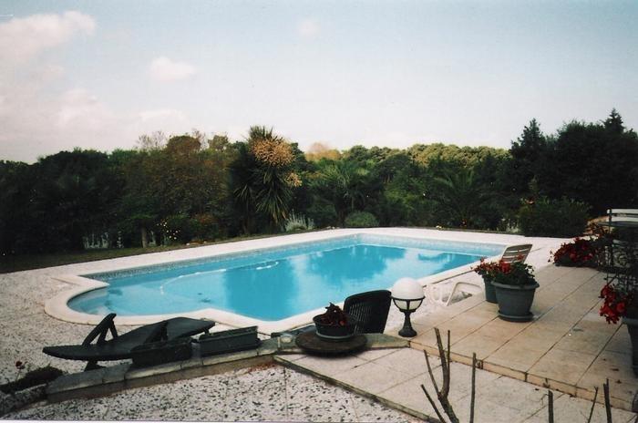 Villa pour 6 pers. avec piscine privée, Boucau